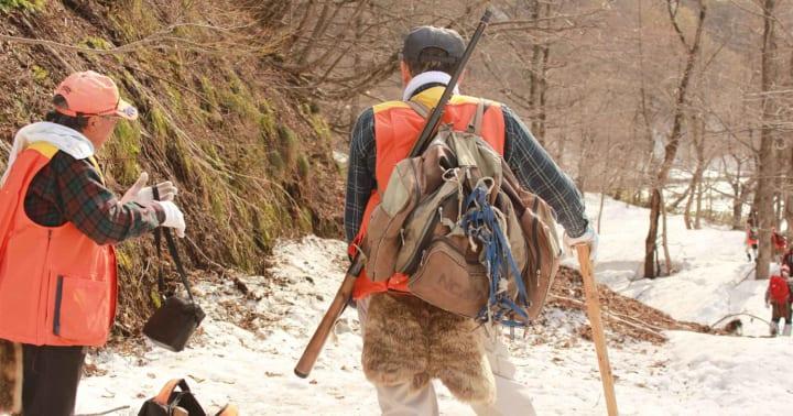 マタギの熊狩りに魅せられ移住、山形の秘境「大鳥」 サムネイル